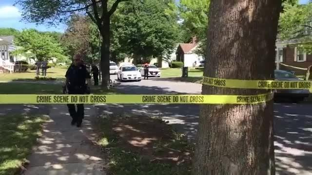 Rochester police say that a 21-year-old man was shot in his upper body Wednesday afternoon. No suspect in custody.