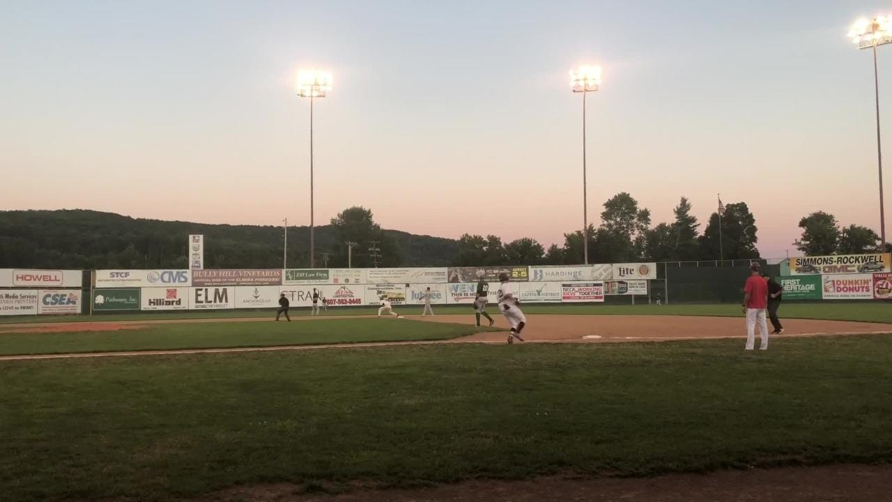 Elmira's Dunn Field was the site of the 2018 Perfect Game Collegiate Baseball League All-Star Game on July 18.