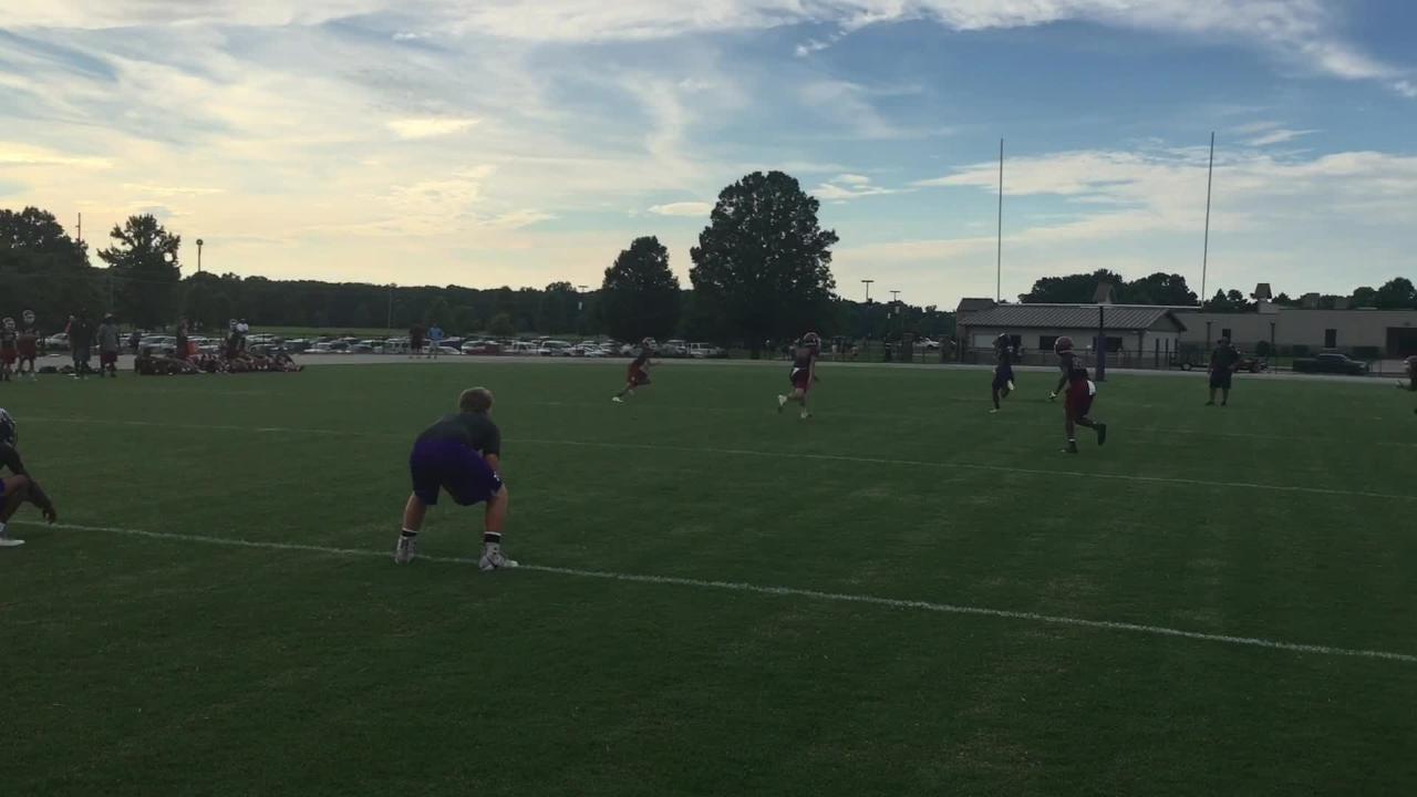 Football highlights: FCA 7-on-7 Day 2