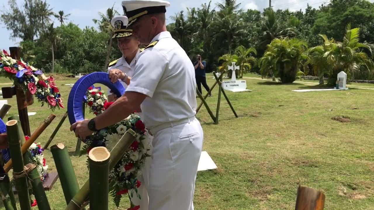 Fena massacre victims honored and remembered