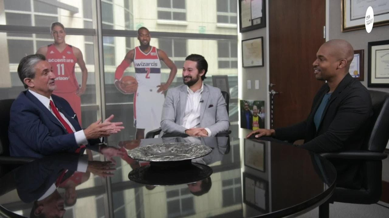 Uncommon Drive: Ted and Zach Leonsis on the roots of success