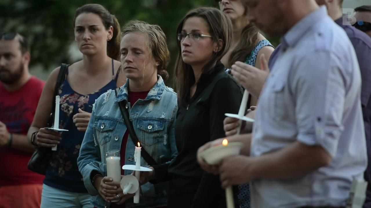 Community celebrates life of Courtney Gaboriault, of Barre, who was shot and killed by her ex-boyfriend on July 4.