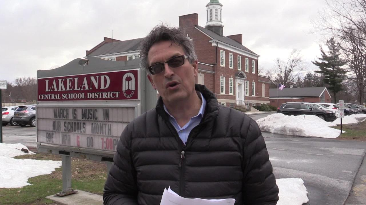 Lakeland schools Trustee Steve Rosen's second income through the district is being questioned.