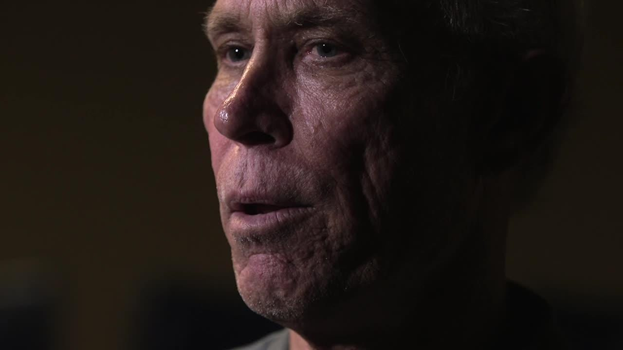 Detroit Tigers Alan Trammell on the 1984 World Series victory