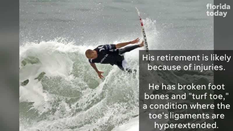 Kelly Slater plans to step away from surfing tour