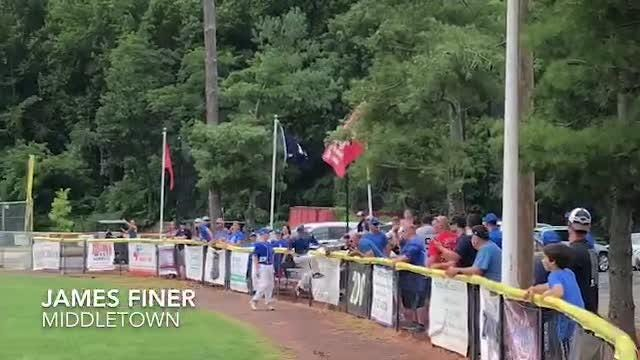 Highlights from the final inning of the Section 3 Championship game