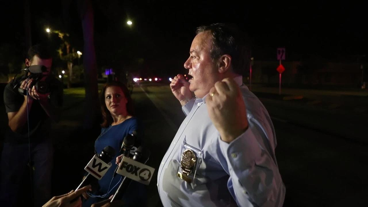 Martin Luther King Boulevard in Fort Myers closed due to officer shooting