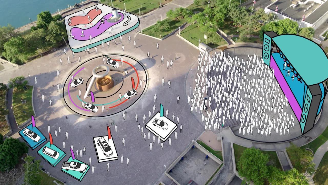 Detroit auto show announces summer date 2020, street festival