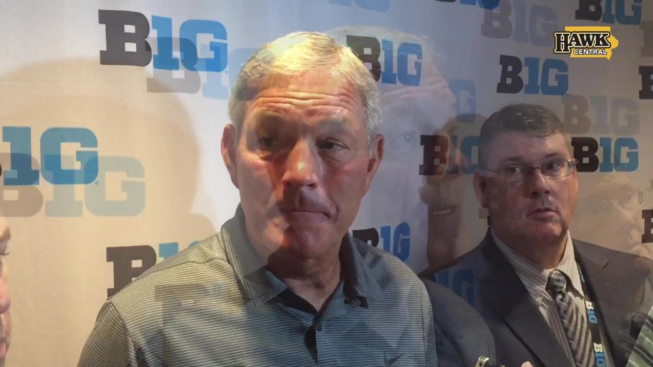 Iowa Football Roster Analysis Offseason Attrition Not A Concern Yet