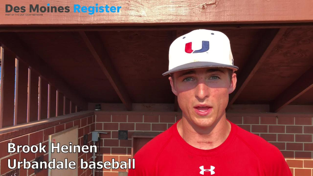 Urbandale's Brook Heinen talks about the 2013 Little League World Series experience often — especially now that he and his teammates are all grown up.
