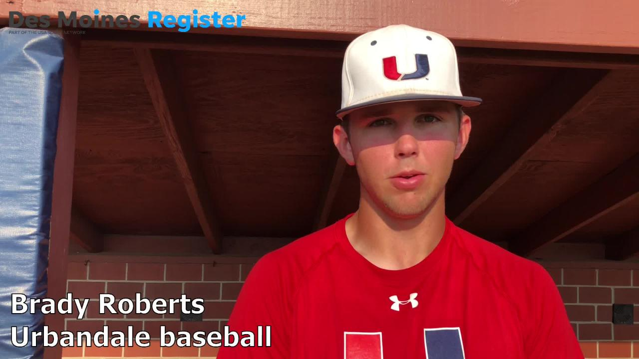 Urbandale's Brady Roberts talks about the Little League World Series experience from 2013.
