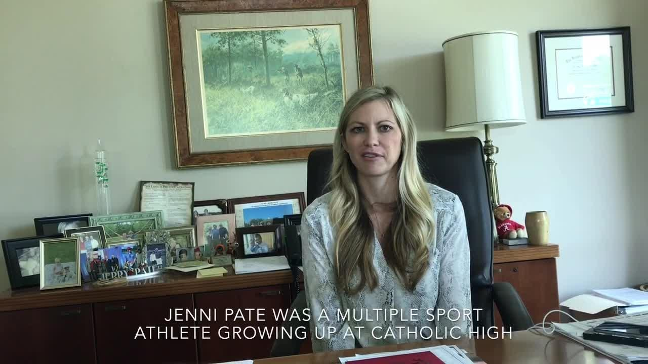 Jenni Pate, father Jerry to share special bond, family memory this week at Senior British Open at fabled St. Andrews