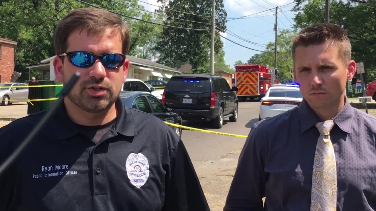 Hattiesburg police spokesman Ryan Moore said an apparent altercation is what allegedly led to a fatal shooting on Wednesday, July 25, 2018.