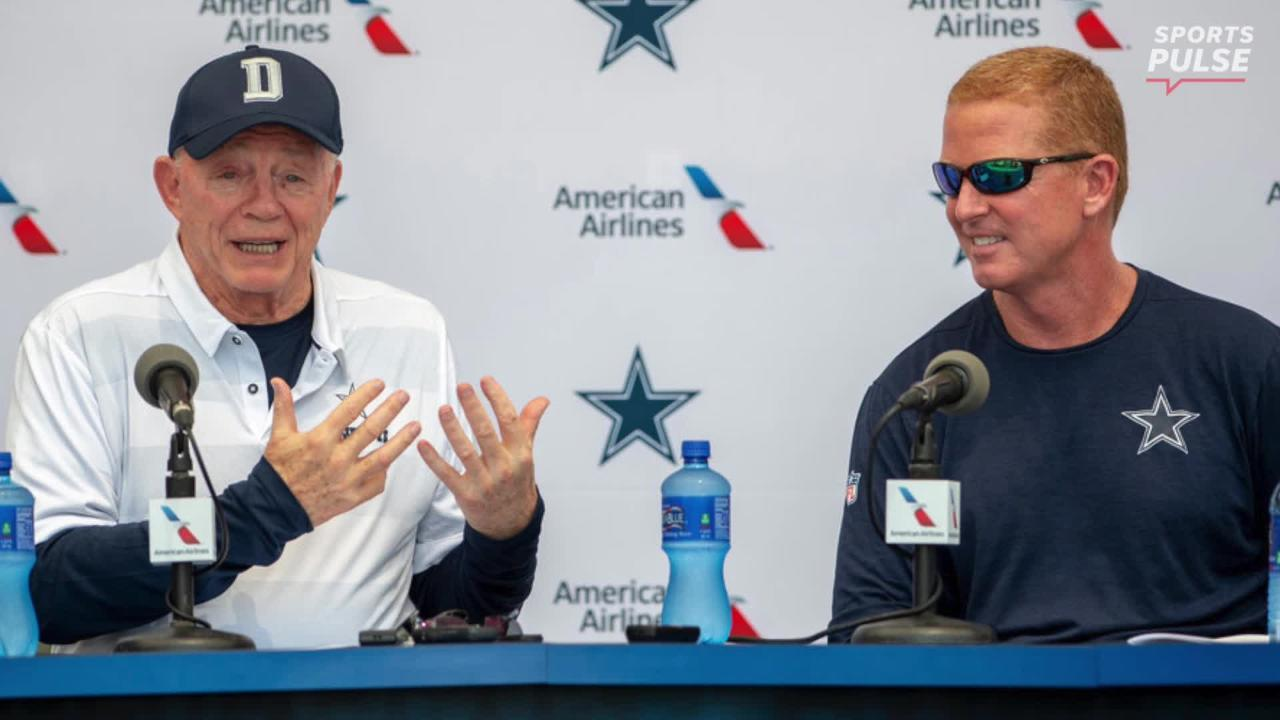 SportsPulse: From Oxnard, NFL insider Jarrett Bell reacts to Jerry Jones stating that all his players are required to stand during the national anthem.