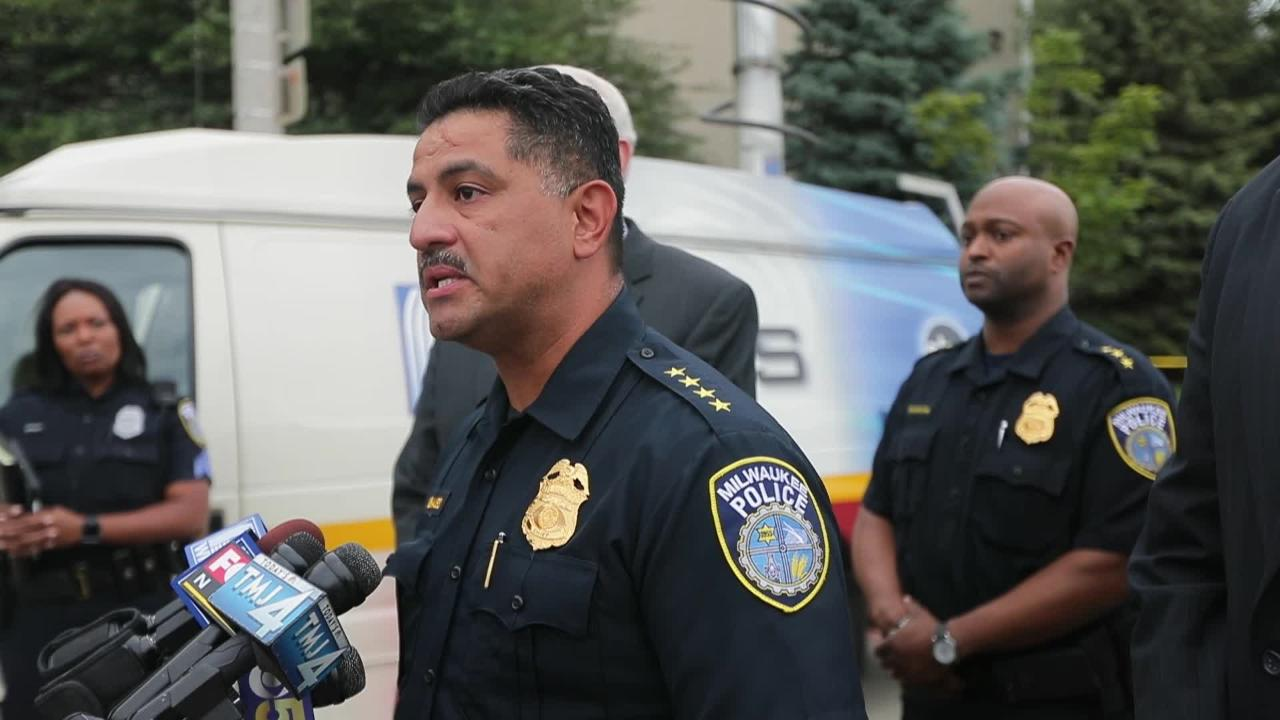 MPD Chief Morales on the fatal police shooting