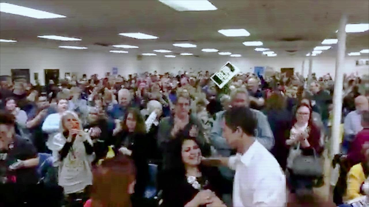 Beto O'Rourke's first video advertisement of his Senate campaign features clips from his live Facebook videos
