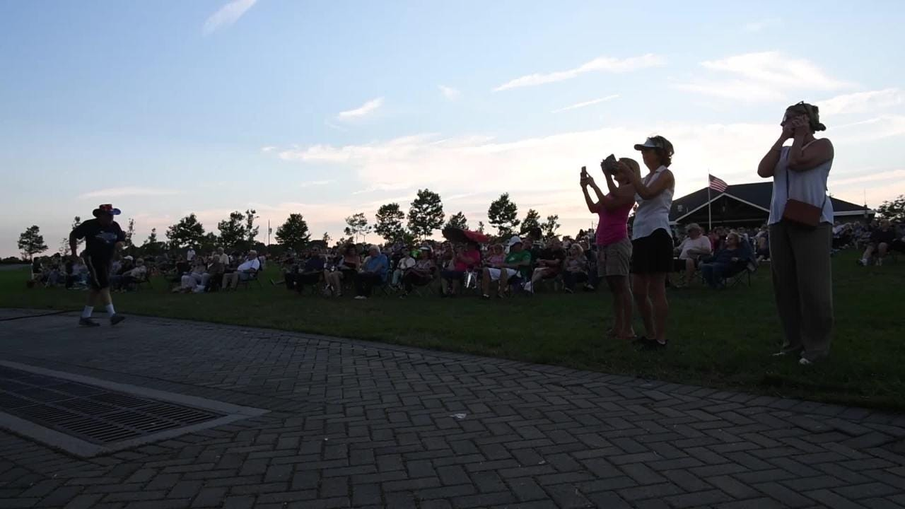 Concert at Overpeck County Park