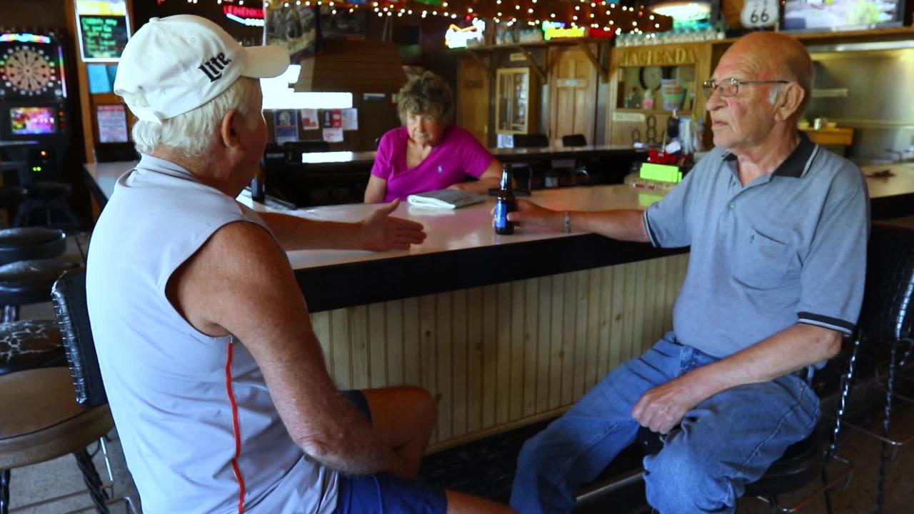 MAPLEHURST - Gary and Joann Lavin are well-known in the bar community, particularly on the backroads near Medford.