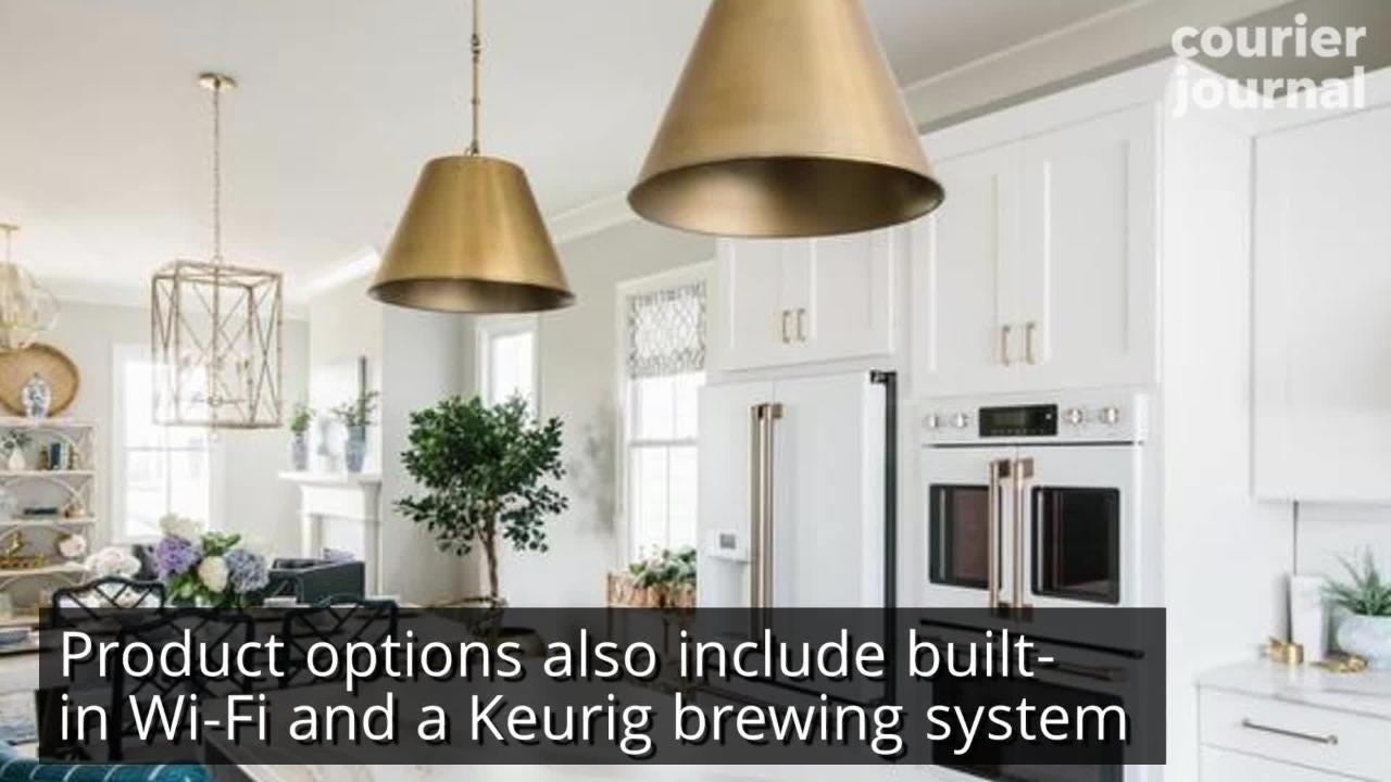 Ge appliances in louisville launches line of high end kitchen products