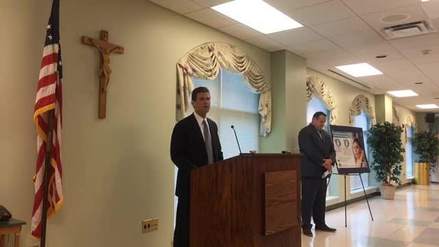 The Diocese of Harrisburg released a list of priests accused of abuse on August 1, 2018