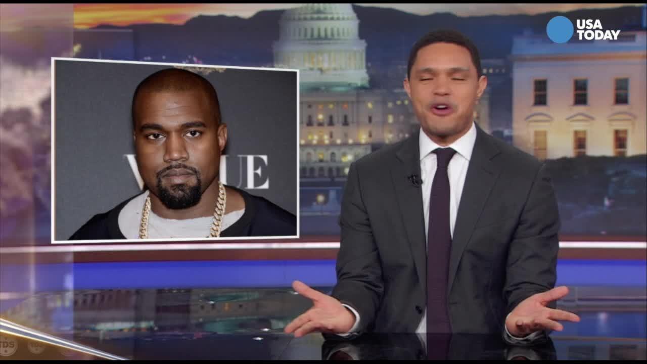 The comics break down Trump's increasingly strange behavior in Best of Late Night. Vote for your favorite joke at usatoday.com/opinion.