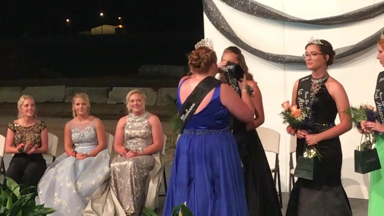 A look at Sunday's Jr. Fair King and Queen contest in two minutes.