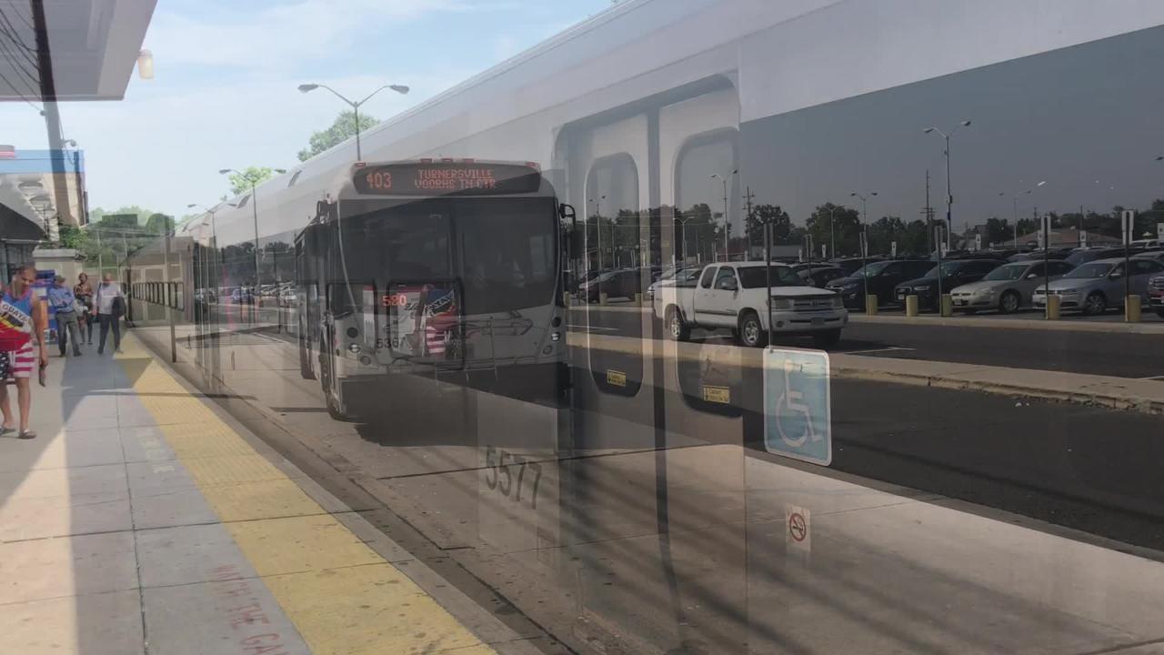 NJ Transit is suspending the Atlantic City Rail Line September 4th for several months