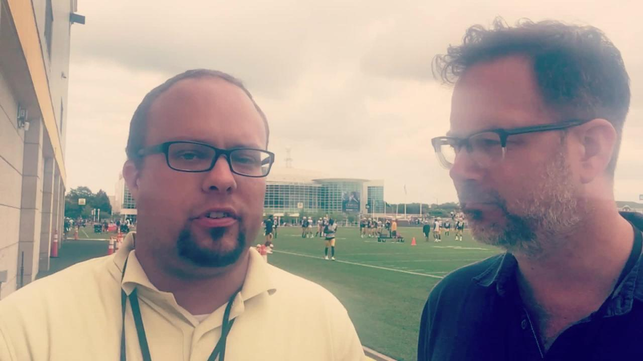Ryan Wood and Aaron Nagler discuss the comings and goings on the injury front after the latest Packers practice.