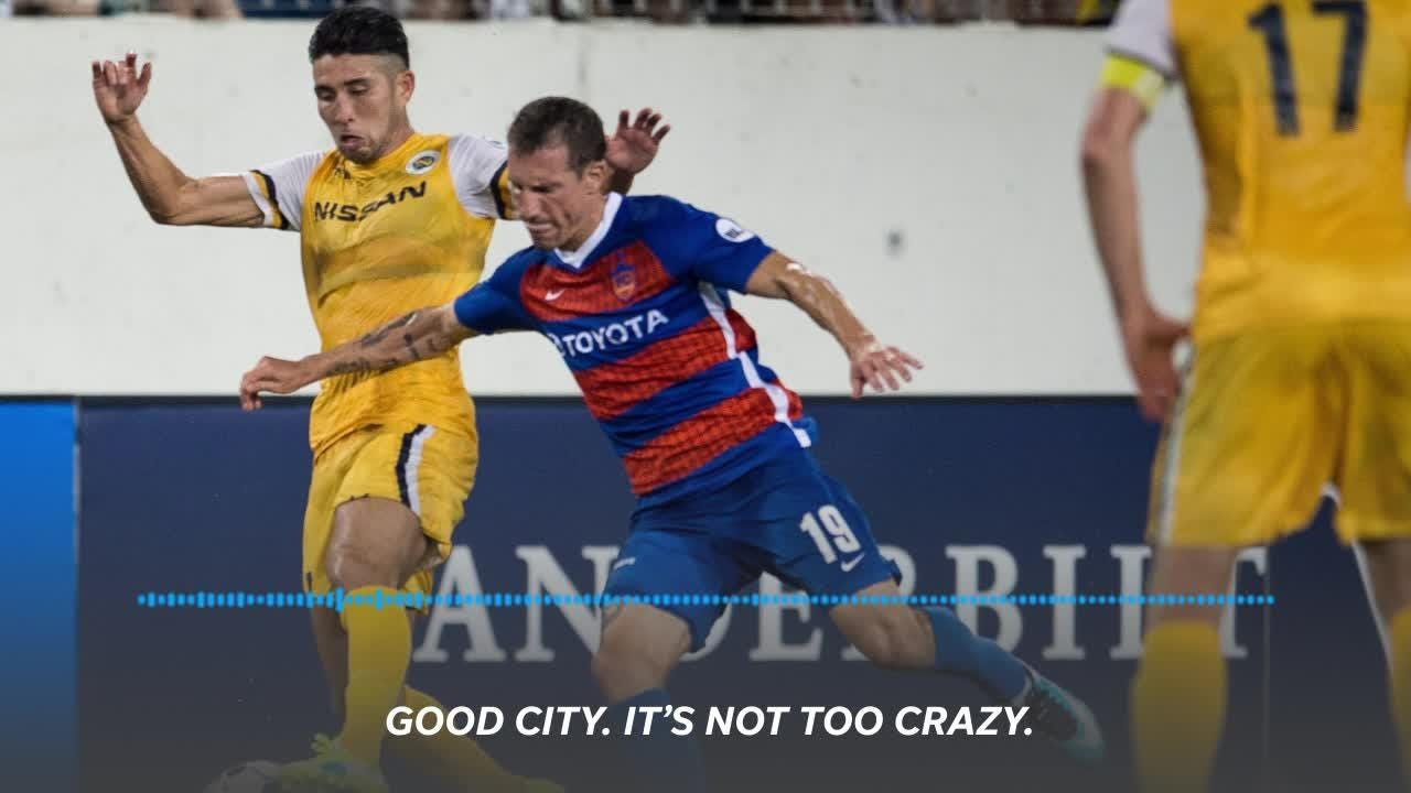 Kosuke Kimura, the first Japanese-born MLS player, talks about living in Nashville with the Tennessean's Souichi Terada.