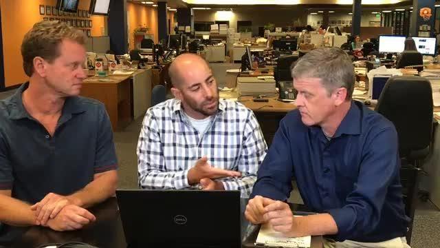 The RGJ's Chris Murray, Duke Ritenhouse and Jim Krajewski bring back RGJ Sports Week and talk about Wolf Pack, Raiders, Aces and prep football.