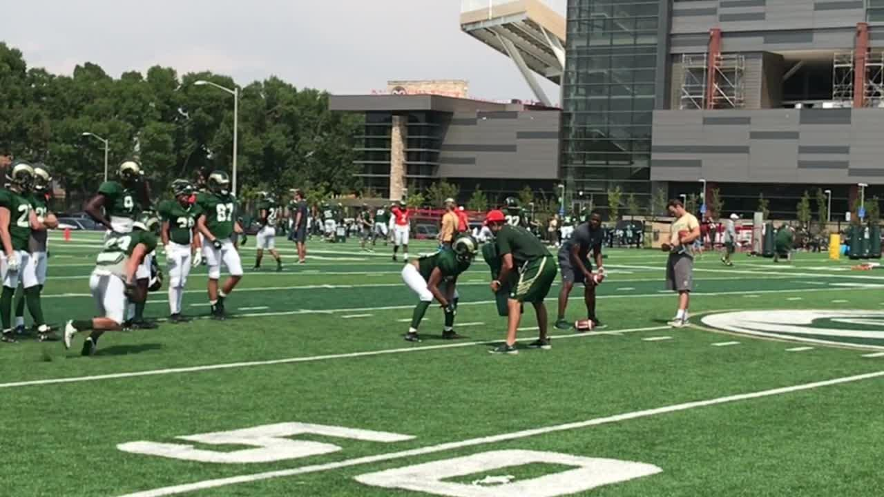 After reviewing film of scrimmage, Rams coach Mike Bobo said the overall performance of the No. 1 offense was good.