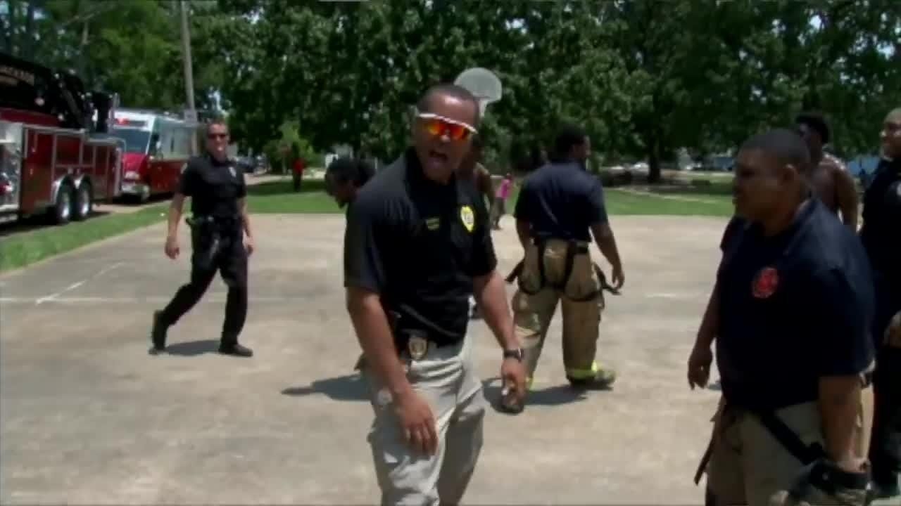The Jackson Police Dept. releases its Lip Sync Battle video.