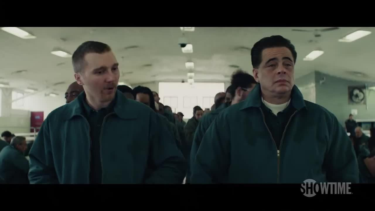 Showtime released the trailer for the eight-part series Escape from Dannemora, which will premiere on Nov. 18, 2018.