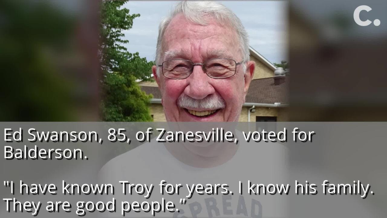 Voters weigh in on their picks for Ohio's 12th district. Did President Donald Trump play a role?