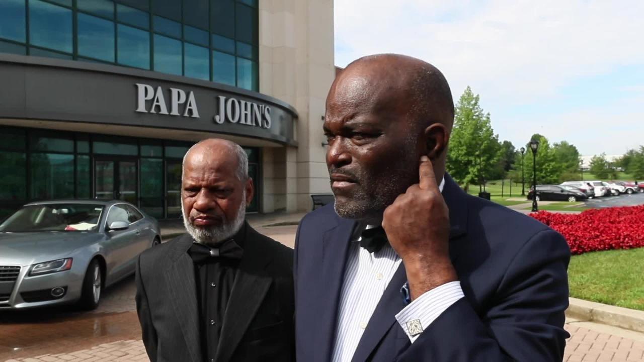 the wounds are still there group calls for papa johns pizza boycott