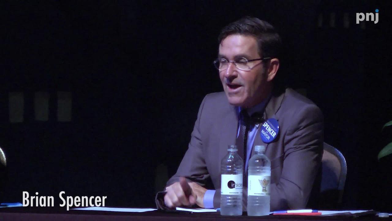 Mayor forum: Do you value long-term plans, how will you follow them?