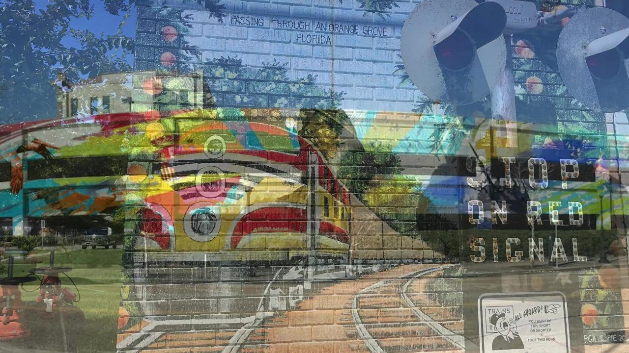 Here's a peek at some of Pensacola's best and most popular murals.