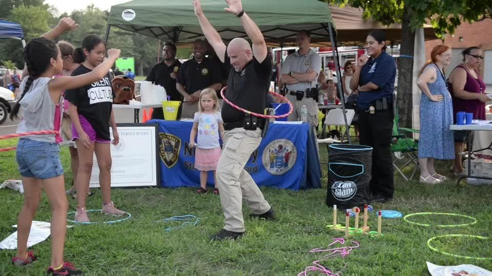 WATCH: Vineland's 2018 National Night Out