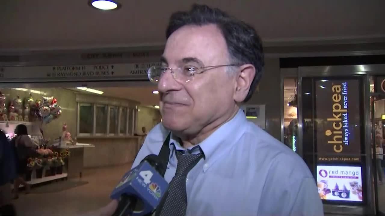 WNBC's Brian Thompson reports on the Aug. 8 NJ Transit board meeting.