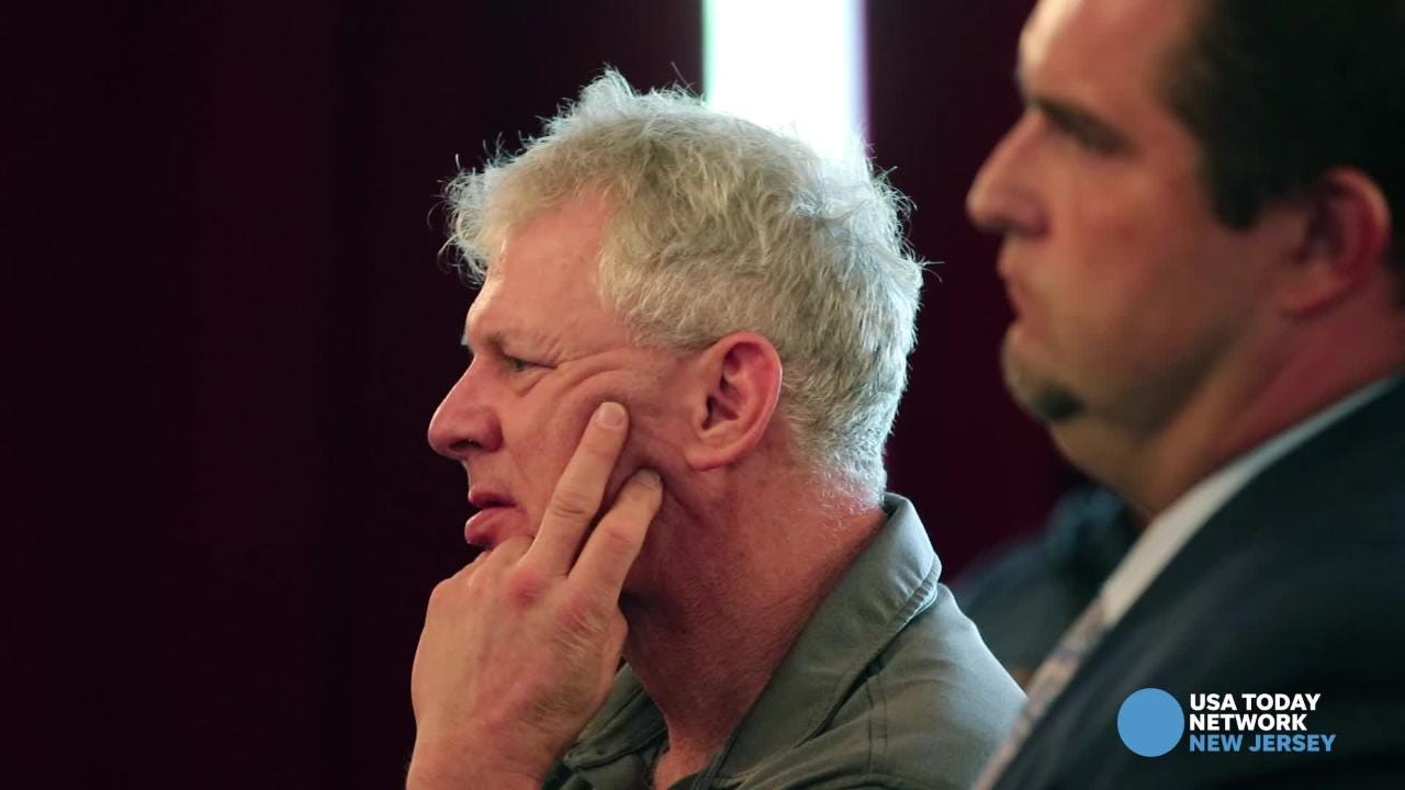 Former MLB player Lenny Dykstra, who is facing charges related to allegedly making terrorist threats against an Uber driver in Linden in May, rejects plea offer at Union County Courthouse