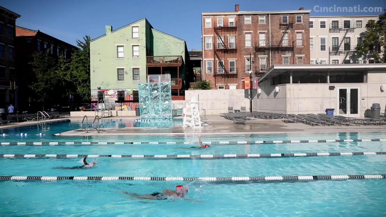 The Ziegler Park pool welcomed its first swim team, the Over-the-Rhine Rhinos. But this team did so much more than learn how to swim.