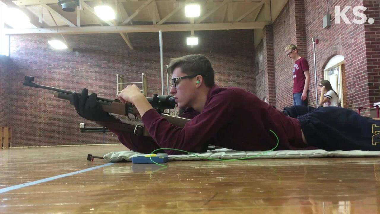 South Kitsap NJROTC hosted marksmanship camp for area youth Aug. 8 through Aug. 10, 2018