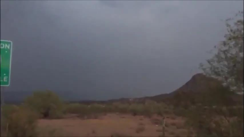 Thunderstorms, lightning move through north Valley on Aug. 8, 2018 | Arizona Central