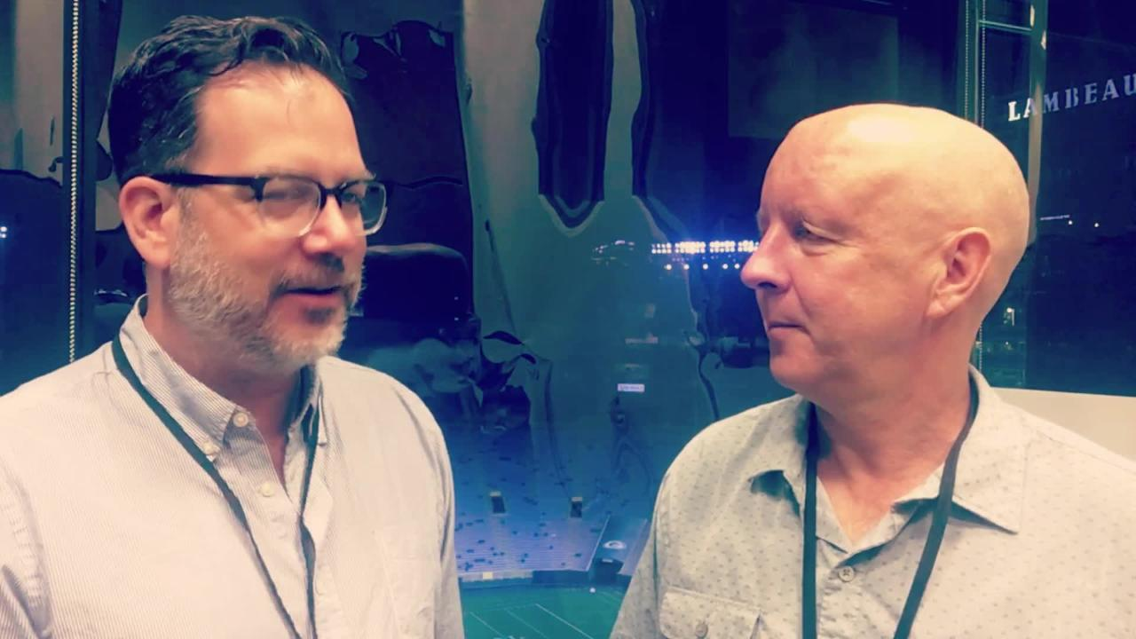 Aaron Nagler and Pete Dougherty give their initial impressions from the Packers 31-17 preseason victory over the Tennessee Titans.