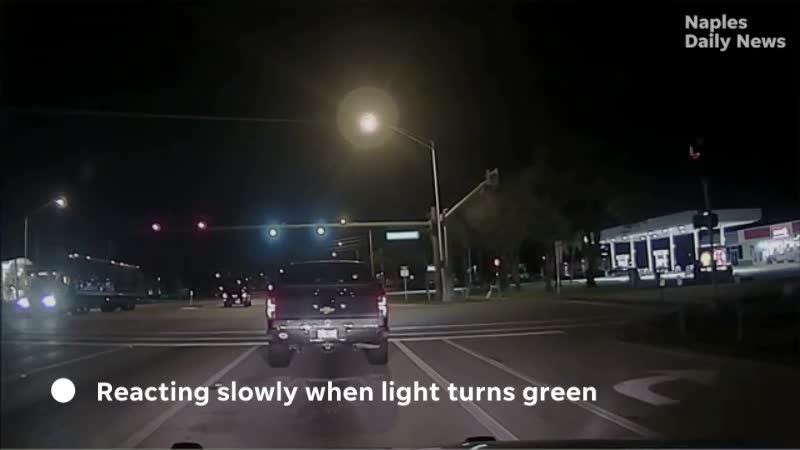 At the request of the Daily News, Collier County Sheriff's Office provided a video of a deputy pulling over a suspected drunken driver on U.S. 41. CCSO also shared four tips to spot an impaired driver.