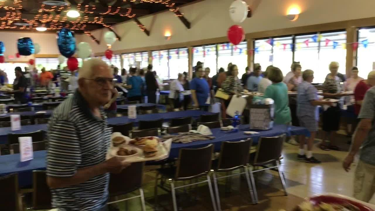 Taste of Coshocton was held Thursday to kick-off the United Way of Coshocton County's annual campaign drive with 15 local vendors.