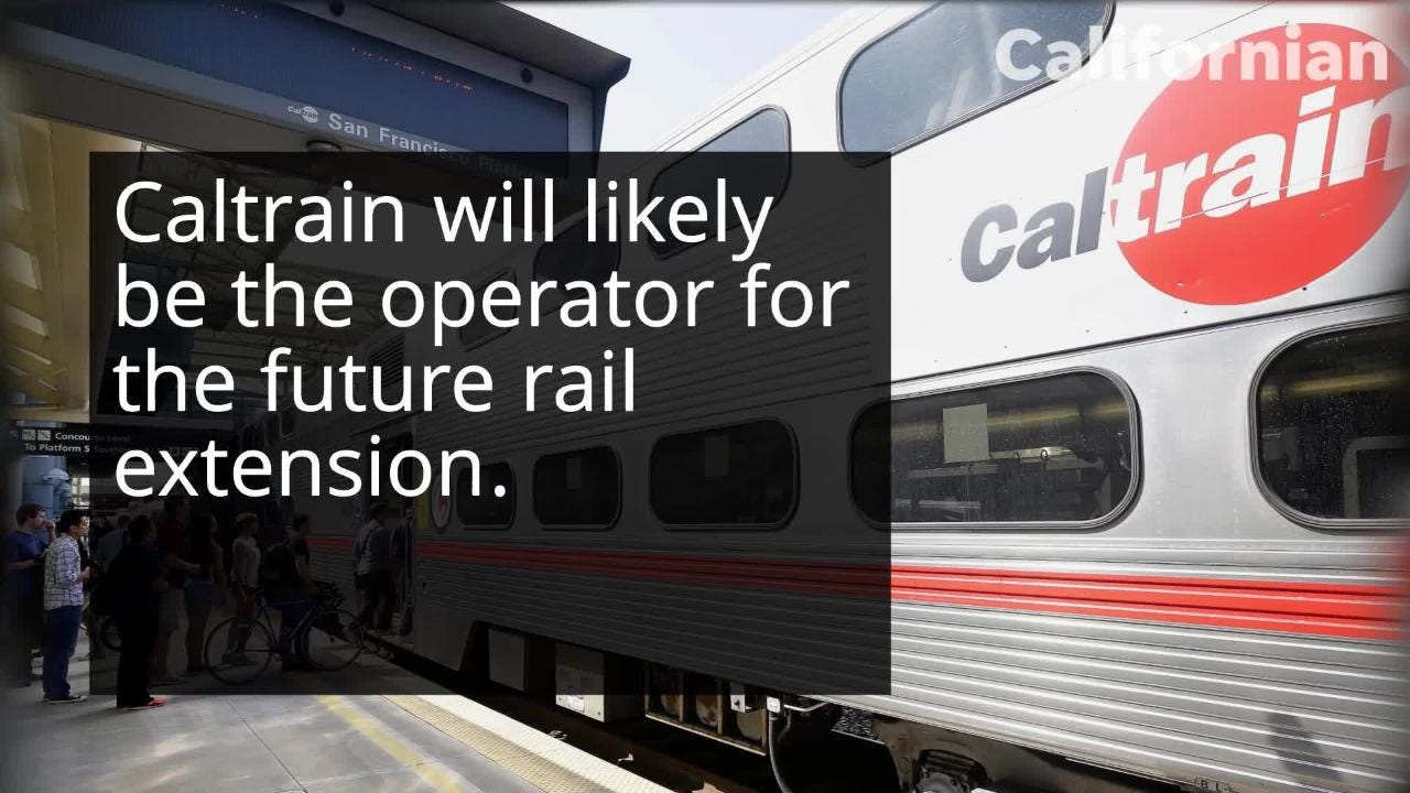 TAMC's Kick Start is one of three phases to  create the Monterey County Rail Extension to Gilroy – where the Bay Area's Caltrain currently ends.