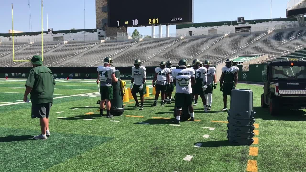 Coach Mike Bobo expects to put together a depth chart for the season opener following the Rams' second preseason scrimmage Saturday night
