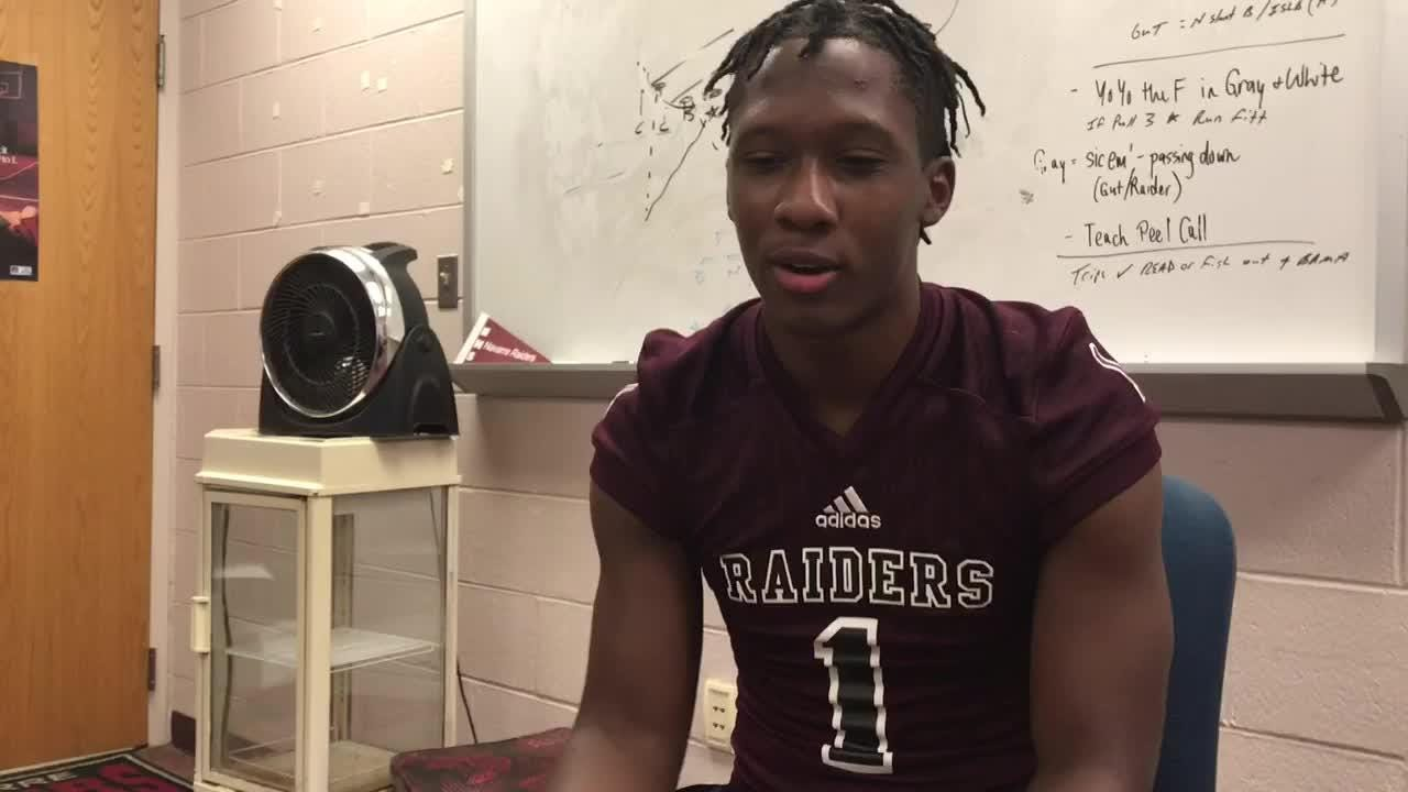 Navarre aims to carry momentum over from last year's district championship season