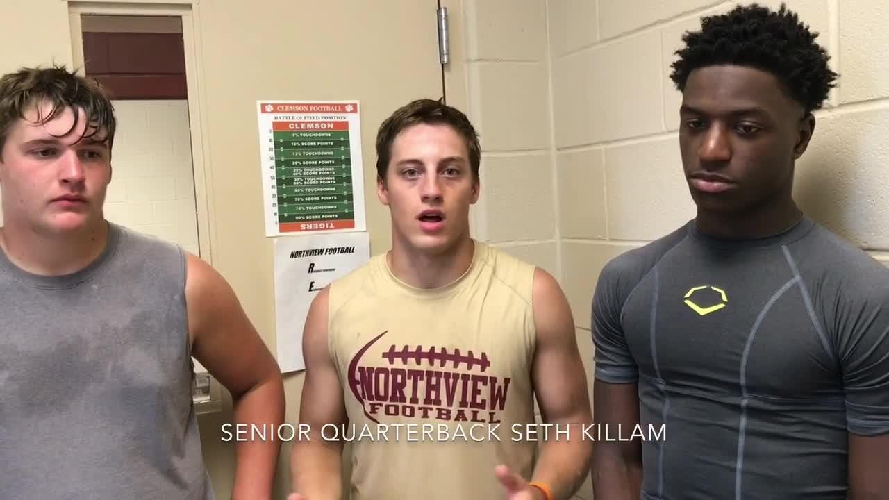 Northview Chiefs are able to lean on experienced senior class in hopes of strong football season